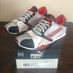 Puma Sneakers, Unisex, Men's 8, Women's 9.5